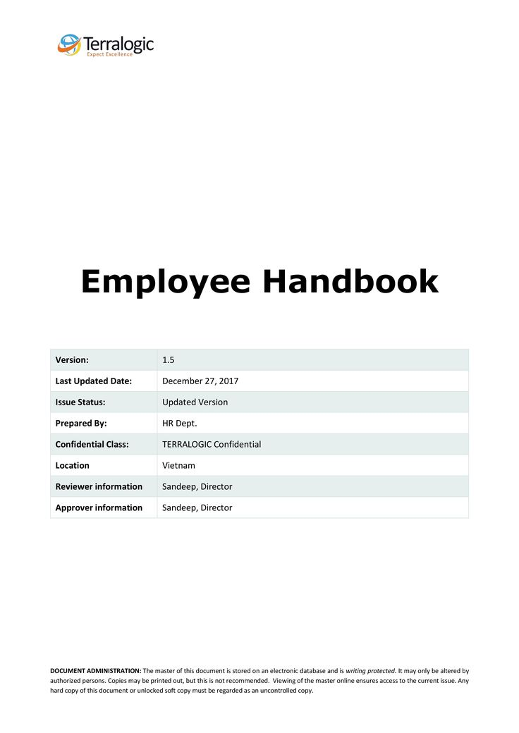 Best  Employee Handbook Ideas On   Onboarding New