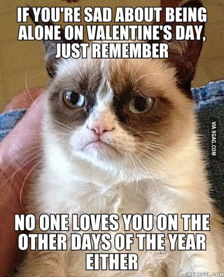 To all single people out there, never forget...