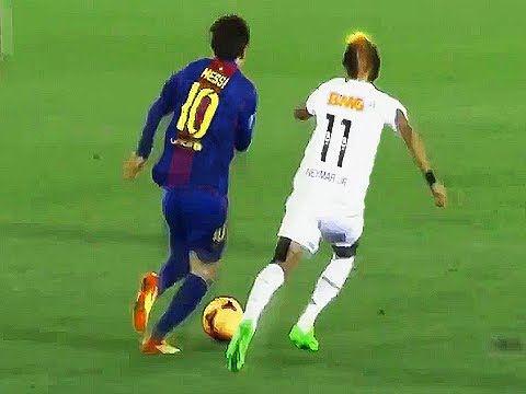 ▶ Messi vs Neymar 720p HD - YouTube