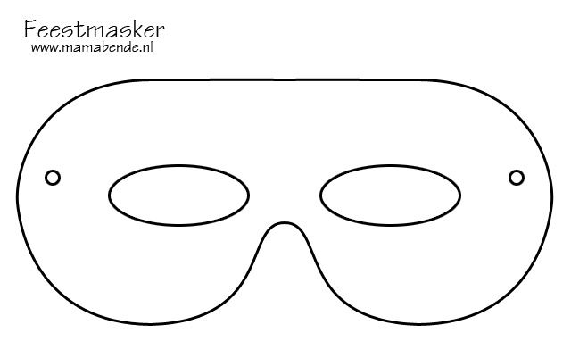 Maskers voor Jongens Knutselen – Knutselen Met Kinderen – Mamabende.nl