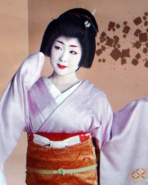 '11 Kitano Odori Poster with Katsuru-san