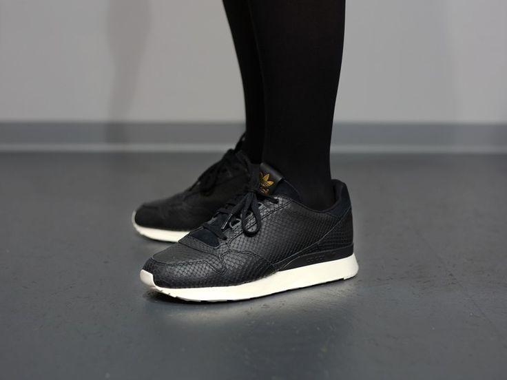 e439b5462 adidas ZX 500 OG Snake W Luxury Sneaker (schwarz schwarz)