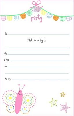 170 best free printable birthday party invitations images on free printable pink butterfly party invitations httpginghamcherryspot filmwisefo