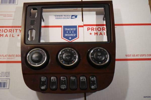 Mercedes ML320 ML430 Heater Climate Control (Denver) $200