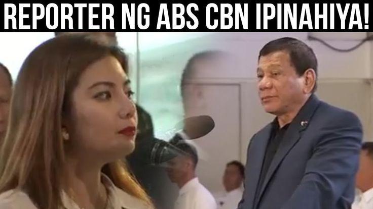 SOBRANG KAHIHIYAN INABOT ng ABS CBN! DUTERTE na IRITA sa BIAS MEDIA! MUNTIK PALAYASIN! - WATCH VIDEO HERE -> http://philippinesonline.info/trending-video/sobrang-kahihiyan-inabot-ng-abs-cbn-duterte-na-irita-sa-bias-media-muntik-palayasin/