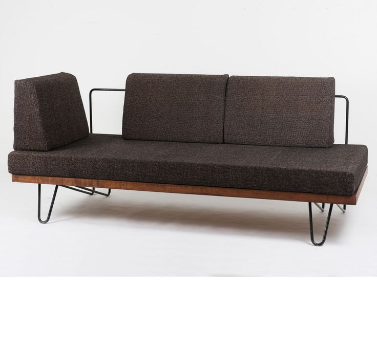 365 best images about the retro home sofas couches davenports on pinterest herman miller - Sofa herbergt s werelds ...