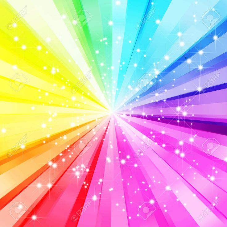 Rainbow Colors HD Desktop Wallpaper High Definition