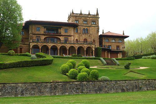 PALACIO DE LEZAMA LEGUIZAMON - NEGURI - GETXO - BIZKAIA