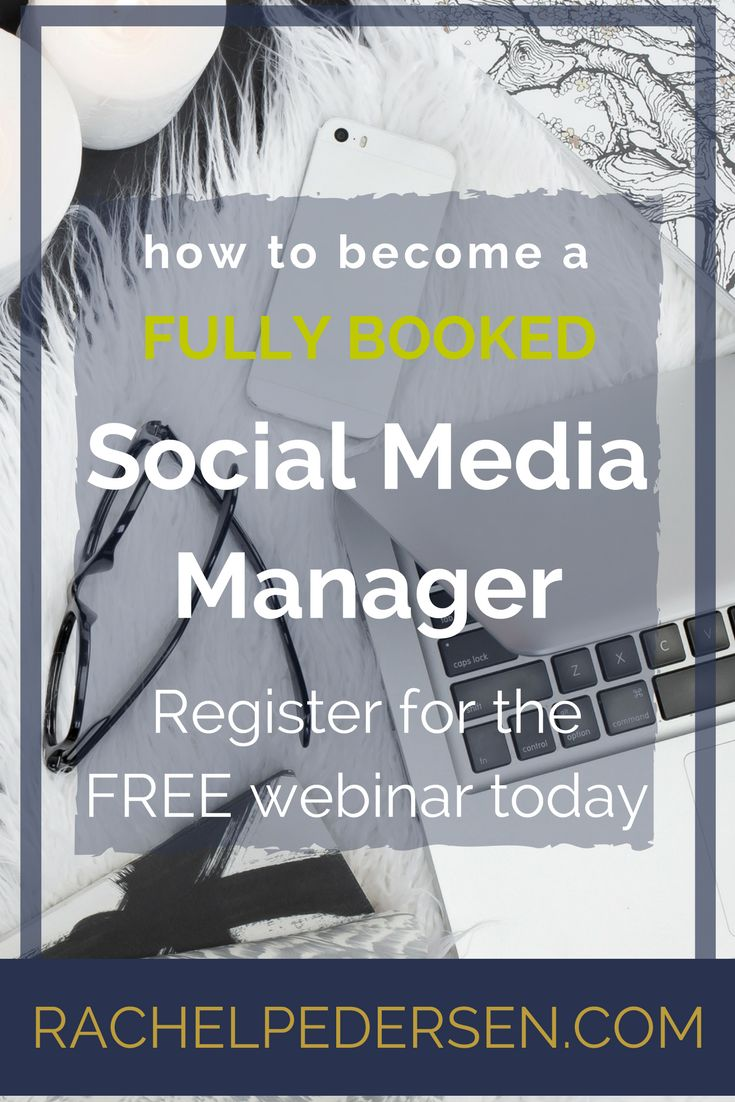 Social media manager social media manager