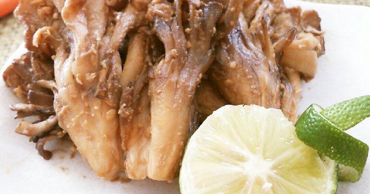 簡単おつまみ*焼き舞茸のすだち味噌和え by MI‐RIN 【クックパッド】 簡単おいしいみんなのレシピが278万品