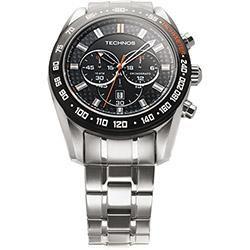 Relógio Masculino Technos Analógico Esportivo TS Carbon OS20HM/1P