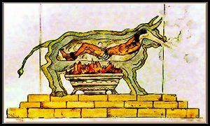 The Brazen Bull (Execution Method) #1