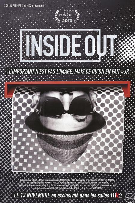 Inside Out en avant-première ouverte au public mardi 12 novembre! | JR - Artist