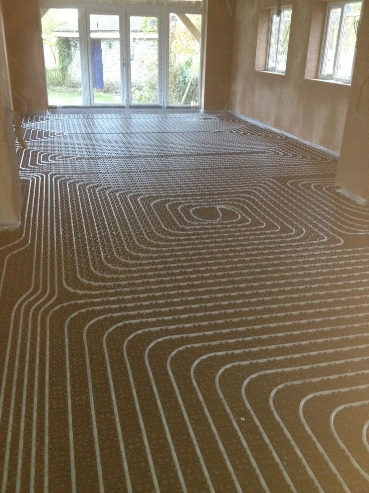 1000 Ideas About Underfloor Heating On Pinterest