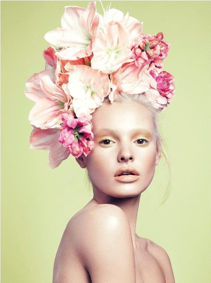Beauty Inspiration: Spring Summer Makeup Trends 2014 - Be Modish