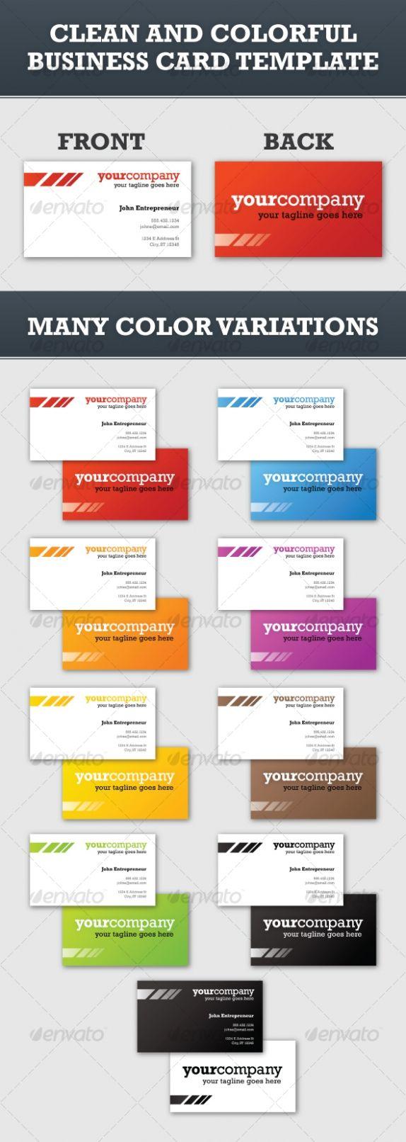 Business Card Design Templates | Cardview.net – Business Card & Visit Card Design Inspiration Gallery ...