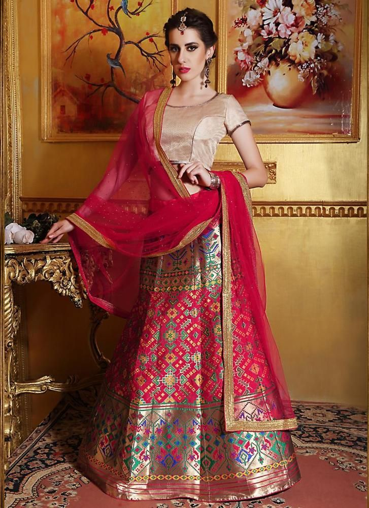 Bollywood Wedding Bridal Pakistani Choli Indian Ethnic wear Traditional Lehenga #TanishiFashion