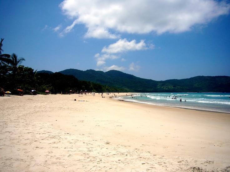 Praia Lopez Mendes, Isla Grande, Brasil