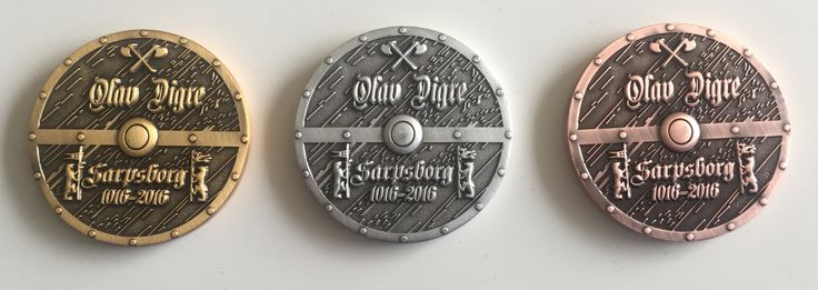 Olav Digre Sarpsborg 1000 year