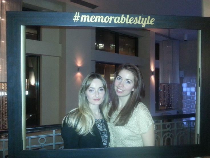 première 6@8Mémorables #memorablestyle Marie-Sophie Reix
