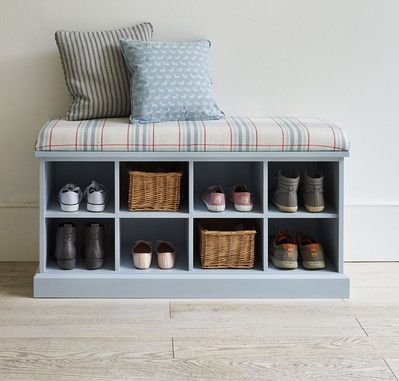 Shoe bench - The Dormy House