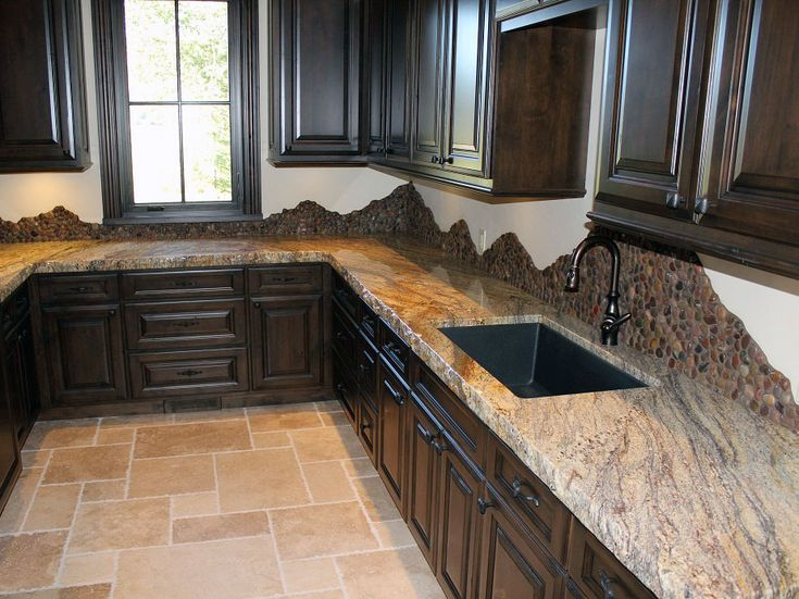 Natural Granite Countertop Edges : Types Of Granite Countertop .