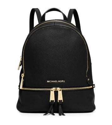 Laid-back yet luxe, our Rhea backpack redefines big-city accessorizing. We love the combination of supple Venus leather against the high-shine hardware. With its multiple zipper pockets and delicate shoulder straps, it's a feminine take on the enduring design.