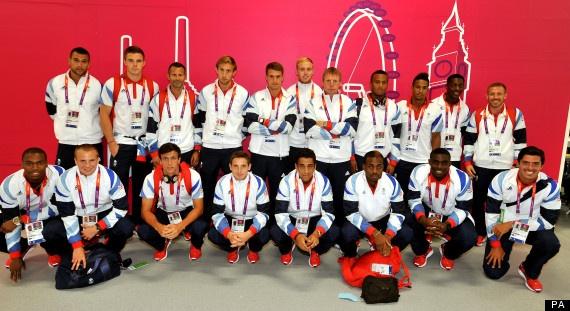 #TeamGB football squad