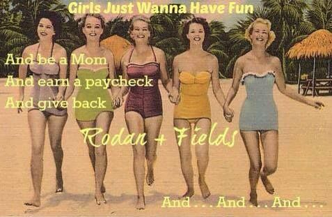 I LOVE my RF PayDay! Where else can you get a RAISE EVERY MONTH in just 10-15 hours per week??! Ask me How