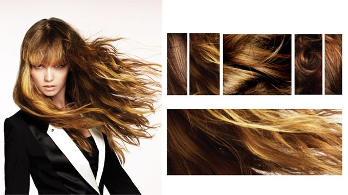 Europeans sure know how to create the latest trend in hair coloring. After balayage, flamboyage bringing us the latest approach in hair coloring technique.