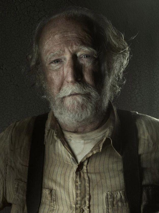 The Walking Dead Season 3 Character Portrait - Hershel