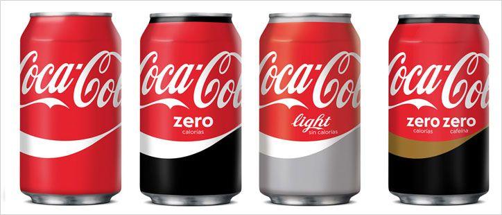 coca cola görsel kimlik tasarımı