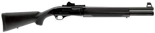 FN Herstal Self Loading Police Shotgun (SLP) 3088929010, 12 Gauge, 18 in, 3 in Chmbr, 7 Round