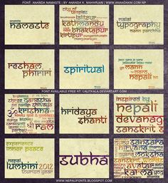 Hindi Fonts Download | Hindi Fonts for Designers