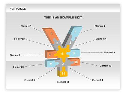 Yen Puzzle Diagram http://www.poweredtemplate.com/powerpoint-diagrams-charts/ppt-puzzle-diagrams/00579/0/index.html