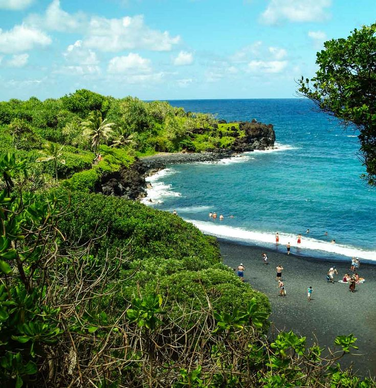 Explore Maui with Valley Isle Excursions. Their Road to Hana tour covers the entire island and takes you to Hana and beyond.