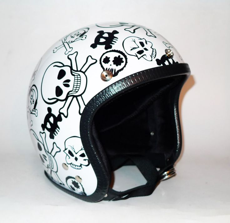 Image detail for -Joe King Speedshop | Vintage Motorcycle Helmets | mychopper.RO