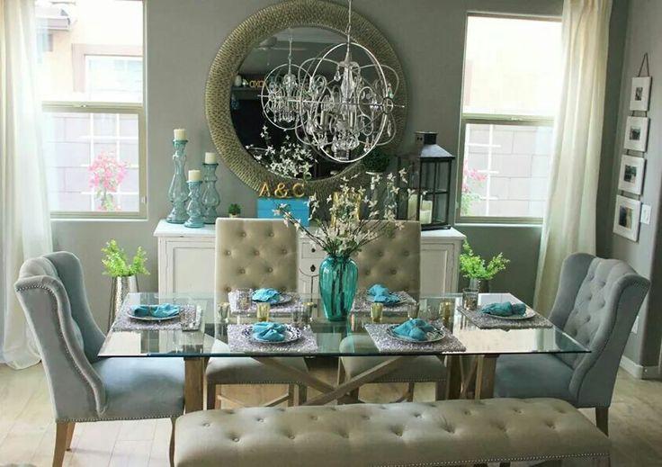 Love the colors interior design staging ideas for Idea interior comedores