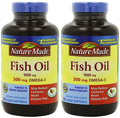 25 best ideas about omega 3 fish oil on pinterest omega for Nature made fish oil review