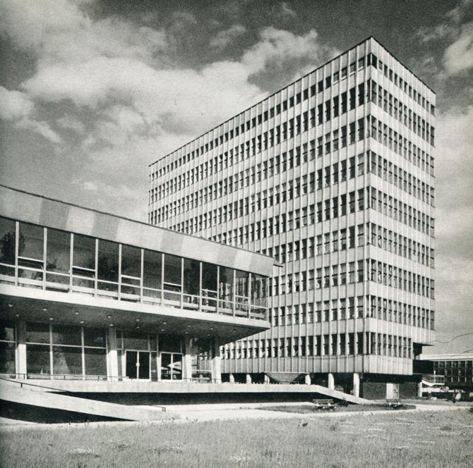 Audytorium Chemii we Wrocławiu