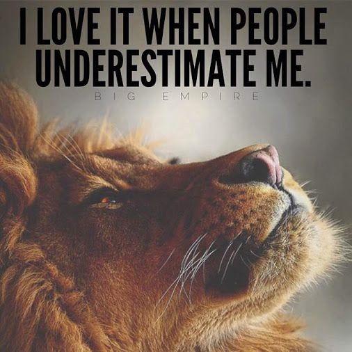 Υποτίμηση~Πηγή δύναμης! Understatement~Source of strength!