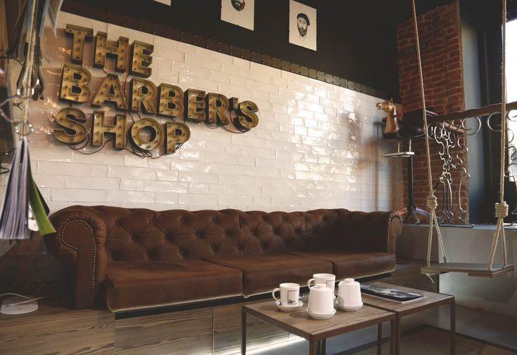 32 melhores imagens de barbershop no pinterest for Arquitectura de interiores upm