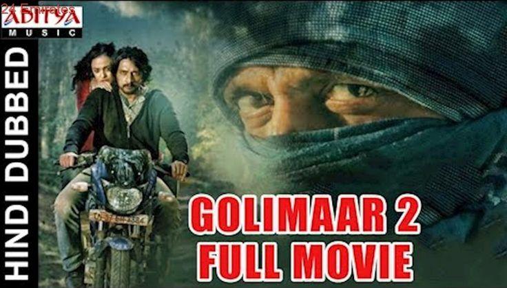 Golimaar 2 Hindi Dubbed Movie (Kotigobba 2)    Sudeep, Nithya Menen    K.S.Ravikumar