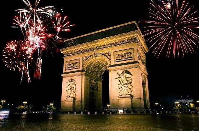 Excursão das iluminações e jantar no Ano Novo de #Paris #viatorbr #melhorestours #reveillon