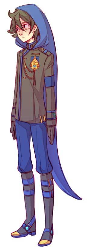 John Egbert- when people reimagine Homestuck in AUs, John tends to be royalty. It's fitting somehow, despite how much of a doofus he is. He's just king of doofuses.