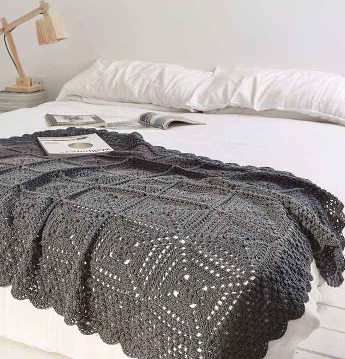 Simply crochet blanket design issue 29 by creJJtion