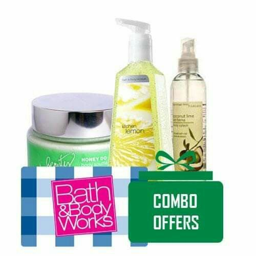 Best & Lowest Online Shopping Store in UAE - Login to www.awasonline.com  Victoria Secret bath and body works 3Combo offer  Special Offer for Just AED 28 (VAT Included)  Brand : Victoria Secret  Offer type : Combo Offer  Number of Products : 3  Fast delivery Free shipping * Genuine products Loyalty points