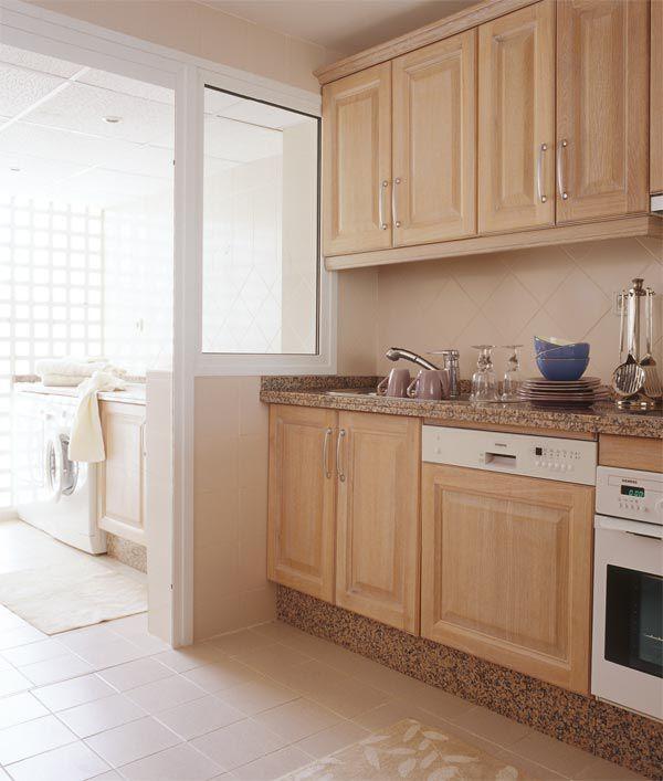 Integrar La Terraza Modelos De Cocinas Cocinas De Casas Pequenas Diseno Muebles De Cocina