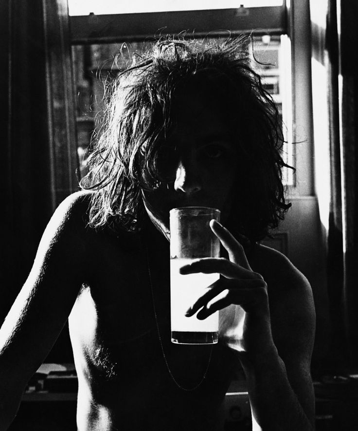 Syd Barrett, London, 1970