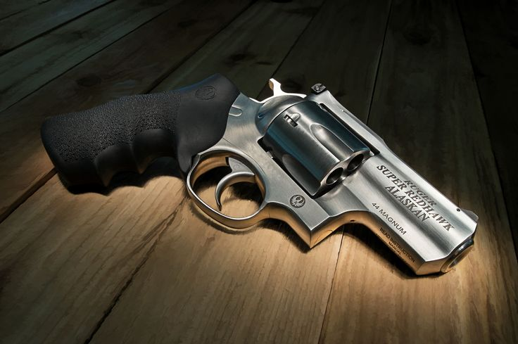 Ruger's Alaskan is a hard hitting, close quarters, .44 Magnum, revolver.